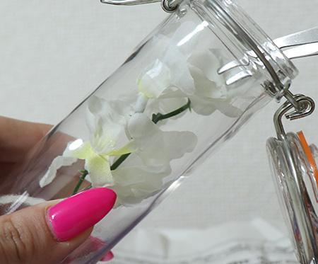 造花 ピンセット